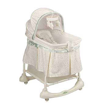 Kolcraft Cuddle 'N Care 2-in-1 Bassinet