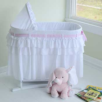 Lamont Home Good Night Baby Bassinet