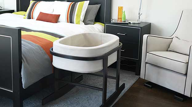 Monte Design Ninna Nanna Bassinet