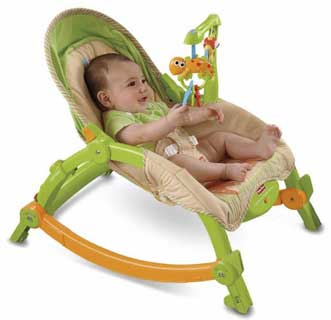 Fisher-Price Newborn Portable Rocker