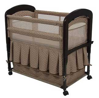 Arm's Reach Co-Sleeper Bassinet