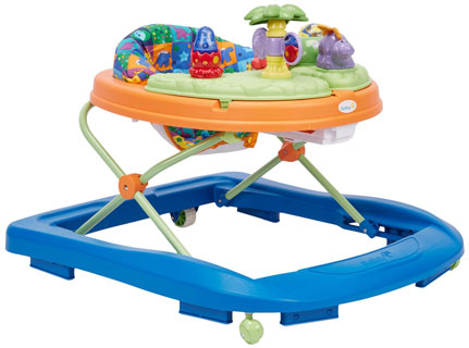 Safety 1st Sounds n Lights Discovery Walker